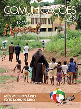 """Especial """"Comunicações"""" Mês Missionário Extraordinário"""