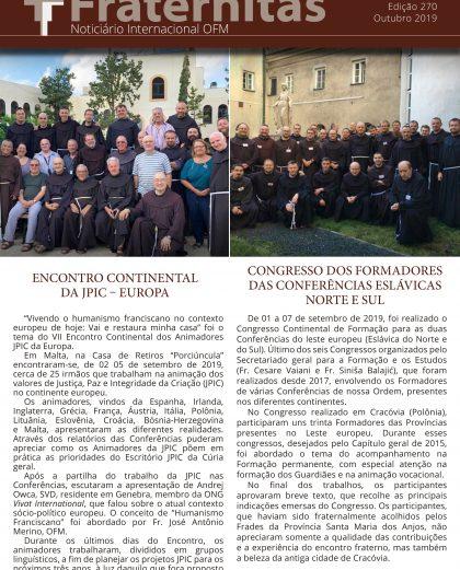 Fraternitas - Outubro 2019