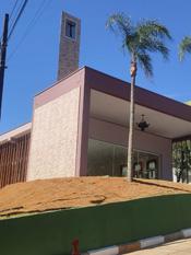 Apresentação da capela do Câmpus Bragança Paulista da USF