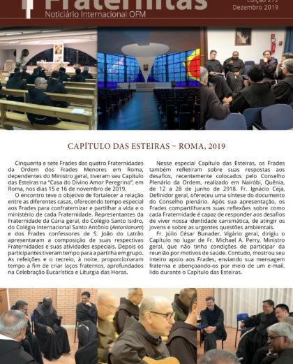 Fraternitas - Dezembro 2019