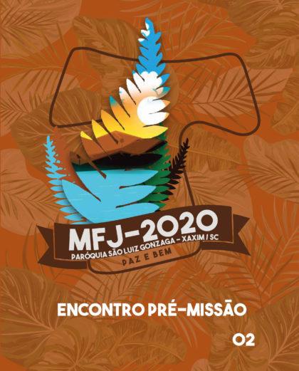 Subsídio Pré-Missão 02 - 2020