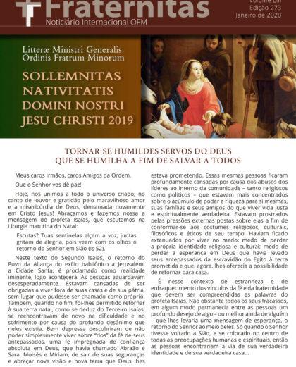Fraternitas - Janeiro 2020