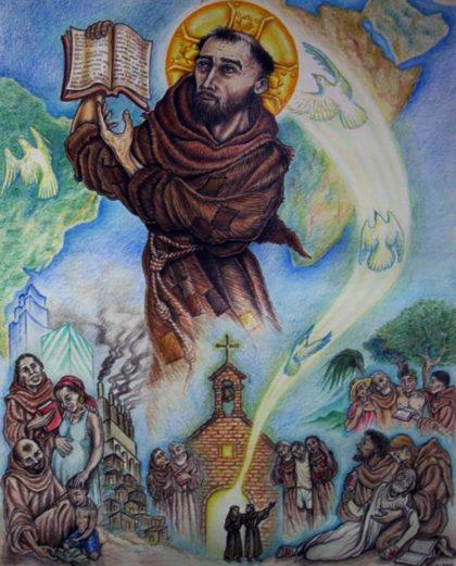 O Reino de Deus está próximo - Orientações para a Evangelização Missionária Franciscana