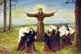 Última vontade de Francisco às suas senhoras
