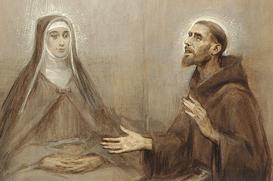 Clara de Assis, vida de serviço e amor fraterno