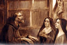 O testamento de Clara e a Ordem dos Frades Menores