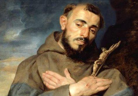Francisco, homem reconciliado