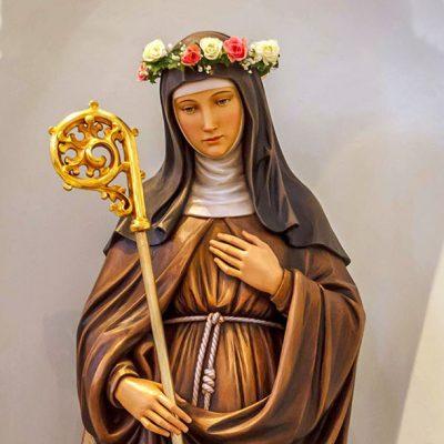 Oração a Santa Clara