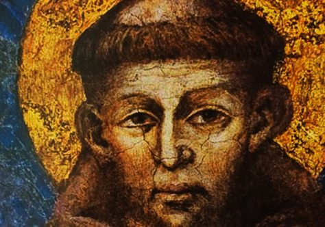 Francisco vai até o fundo no caminho da humildade e pobreza