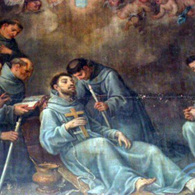 Francisco, um homem feito oração