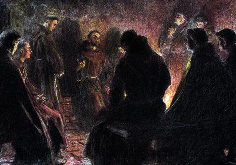 Espiritualidade franciscana e vida intelectual