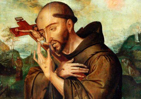 Francisco, homem feito oração