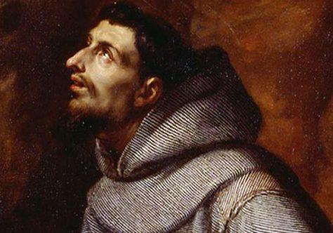 Francisco deixa-se guiar pelo Altíssimo