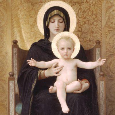 Saudação a Mãe de Deus