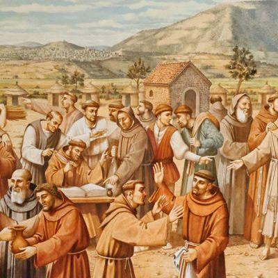 Vida reencontrada de Francisco de Assis – parte final