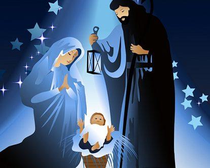 Oração pela família no Natal