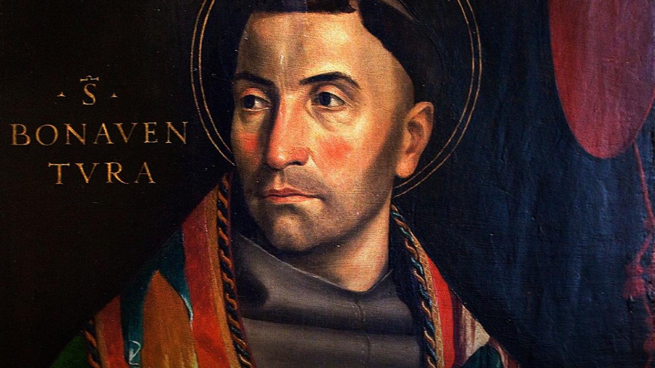 São Boaventura, o teólogo de Cristo - Carisma - Franciscanos Carisma -  Província Franciscana da Imaculada Conceição do Brasil - OFM