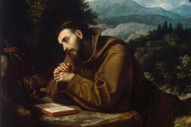 "Francisco de Assis: ""Homo Totus Evangelicus"""
