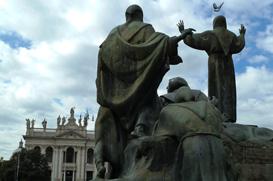 São João do Latrão: a Basílica de São Francisco