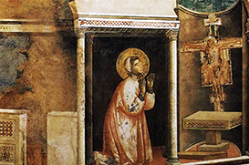 Importância espiritual do Santuário de São Damião