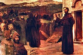Ordem Franciscana Secular: Carta aos Frades Menores