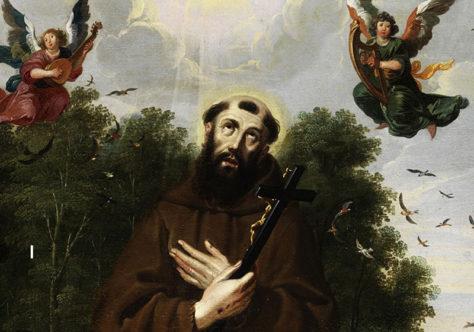Canonização de São Francisco