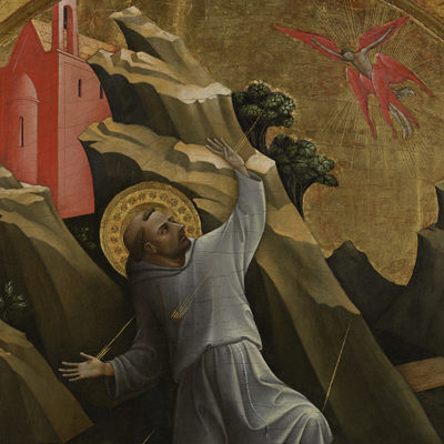 Alverne, cume de um itinerário  da cruz de São Damião aos estigmas