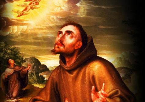 O calvário franciscano:  Plena identificação com o seu Senhor