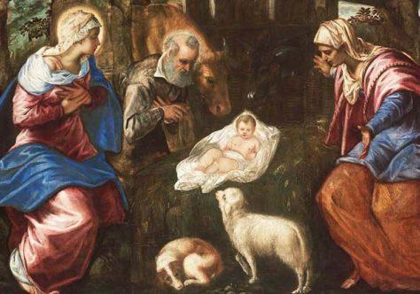 O Natal na mística franciscana