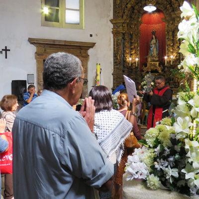 """4º Dia: """"Santo Antônio e a graça do batismo"""""""