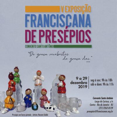 V Exposição de Presépios no Convento de Santo Antônio