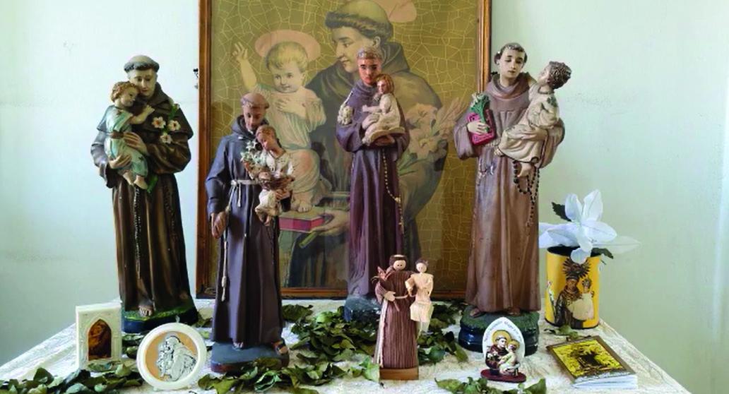 Iconografia de Santo Antônio