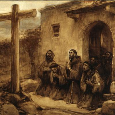 800 Anos de Noviciado na Ordem dos Frades Menores