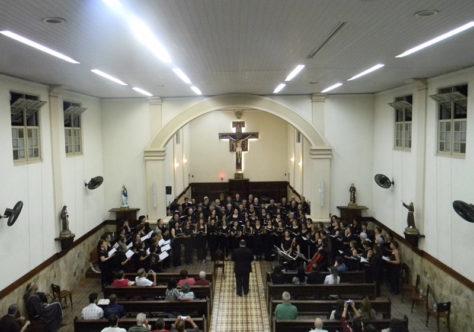 X Encontro de Coros da Semana Santa