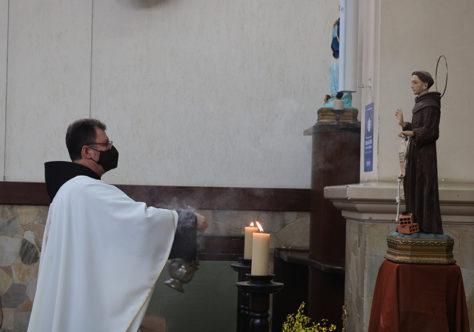 Seminário Frei Galvão celebra seu Padroeiro