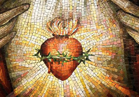 Um coração de carne, aberto, manso e humilde, semelhante ao de Deus.