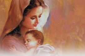 Ação de graças pelas mães