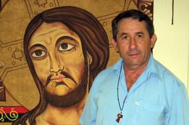 Adávio, o primeiro missionário leigo na Missão Franciscana de Angola