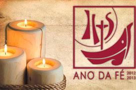 Carta Apostólica Porta Fidei, de Bento XVI, sobre o Ano da Fé