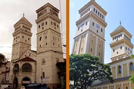 O Milagre da partilha: igreja Santo Antônio do Pari está restaurada