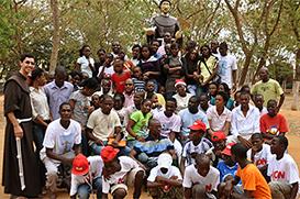 Angola: terra da alegria