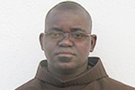 Ordenação presbiteral de Frei António Baza