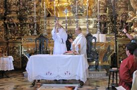 Franciscanos comemoram Jubileu de Rubi da unificação da OFS