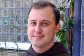 Frei Diego Melo vai ser ordenado presbítero neste sábado