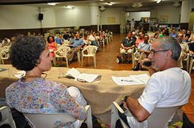 Debate fortalece a luta emergente por justiça ambiental