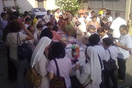 Regional da FFB promove peregrinação ao Mosteiro Santa Clara