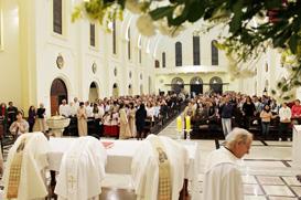 Igreja da Vila Clementino está pronta para as novas gerações