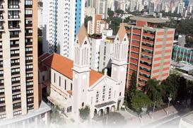 Igreja São Francisco da Vila Clementino ainda mais bela