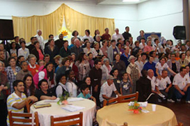 Família Franciscana de Santa Catarina celebra encerramento do Ano Clariano