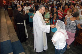 São Francisco é celebrado com grande festa em Nilópolis